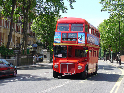 My uplifting bus ride