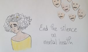 The sound of silence on mental health