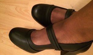 Finding comfy, classy shoes with fibromyalgia…or not!