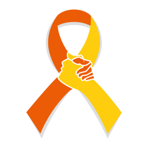 World Suicide Prevention Day ribbon