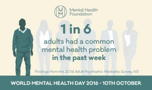 Keep talking about it: World mental health day