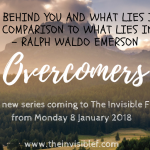 Overcomers: a new series starting Monday 8 January